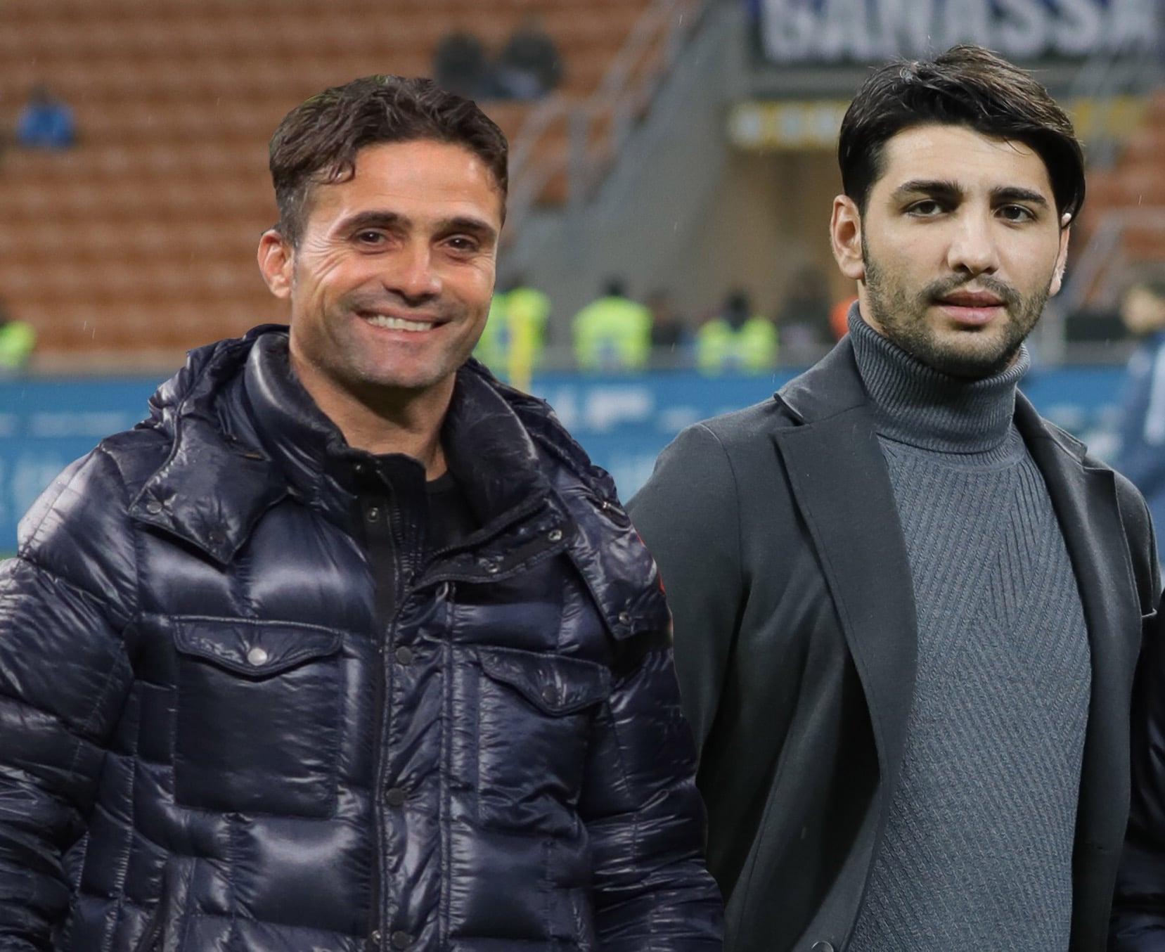 Antonio Galardo e Raffaele Vrenna