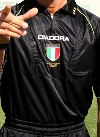 Crotone-Gubbio: dirige Giancola