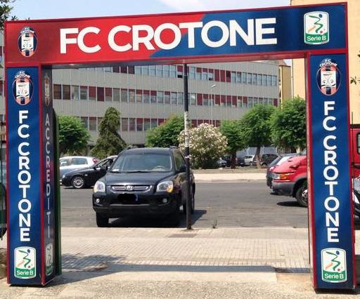 Vuoi diventare Ticket Point FC Crotone?