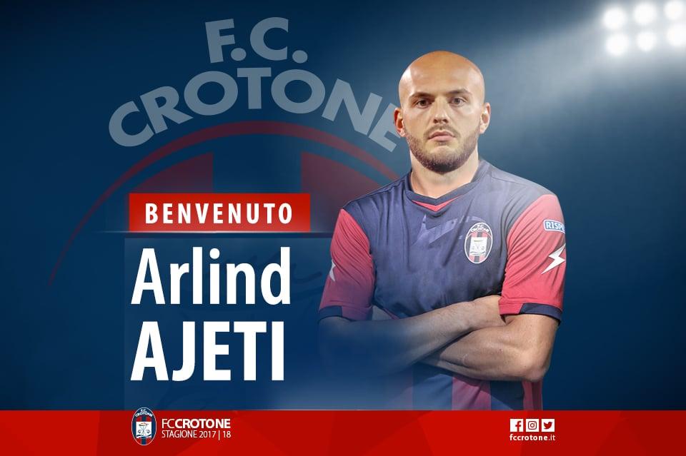 Dal Torino arriva Ajeti. Benvenuto Arlind!