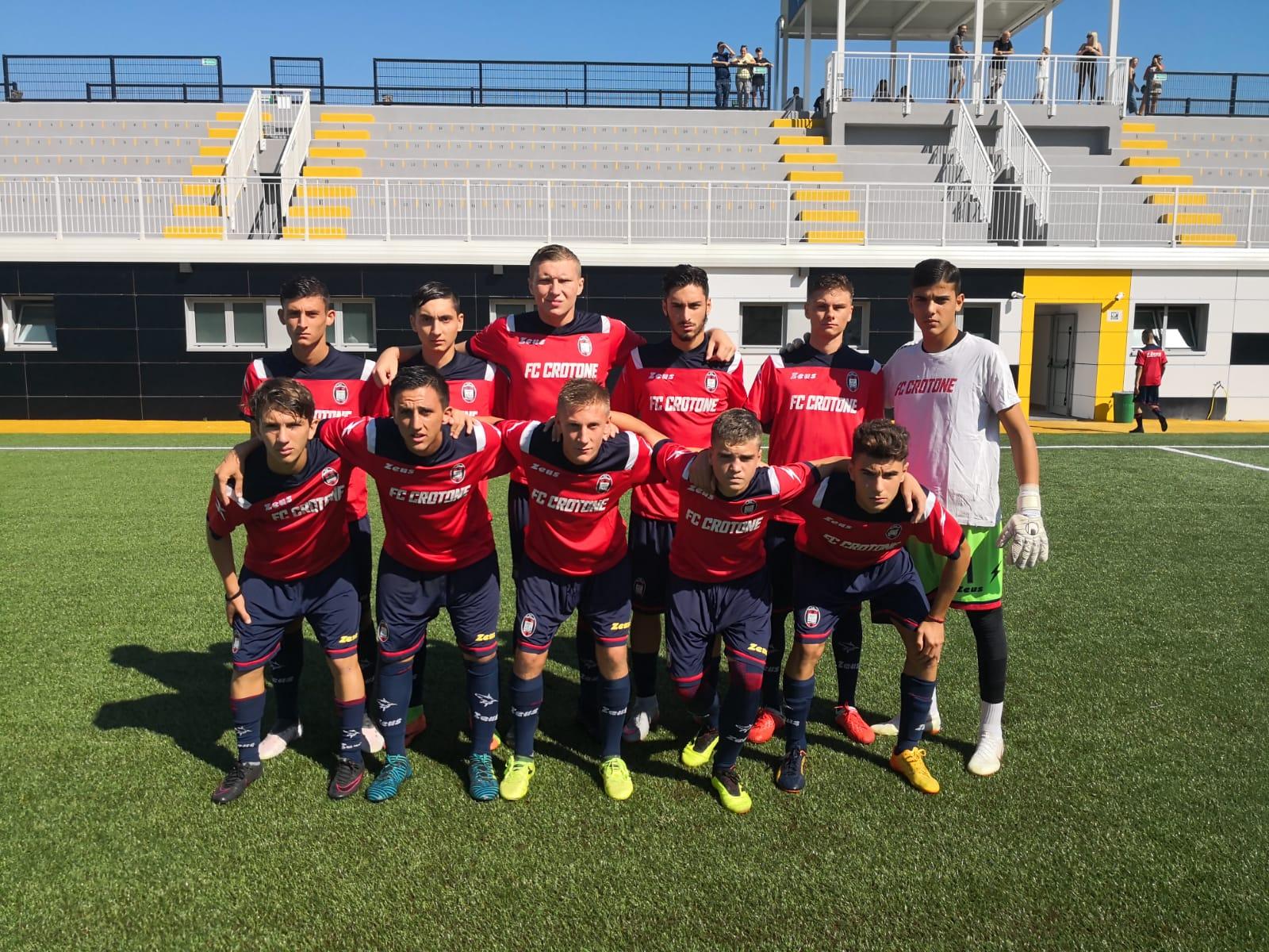 Il weekend delle giovanili: pirotecnico 3-3 dell'U15 contro la Roma
