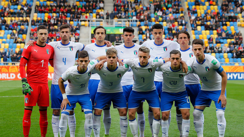 Mondiale Under 20, l'Italia batte il Messico nel match d'esordio. Tripaldelli titolare