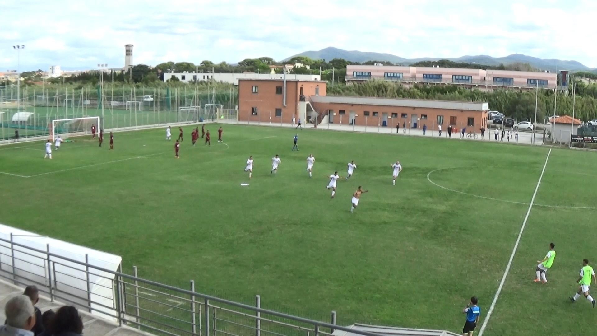 Primavera 2, il video di Livorno-Crotone 2-3