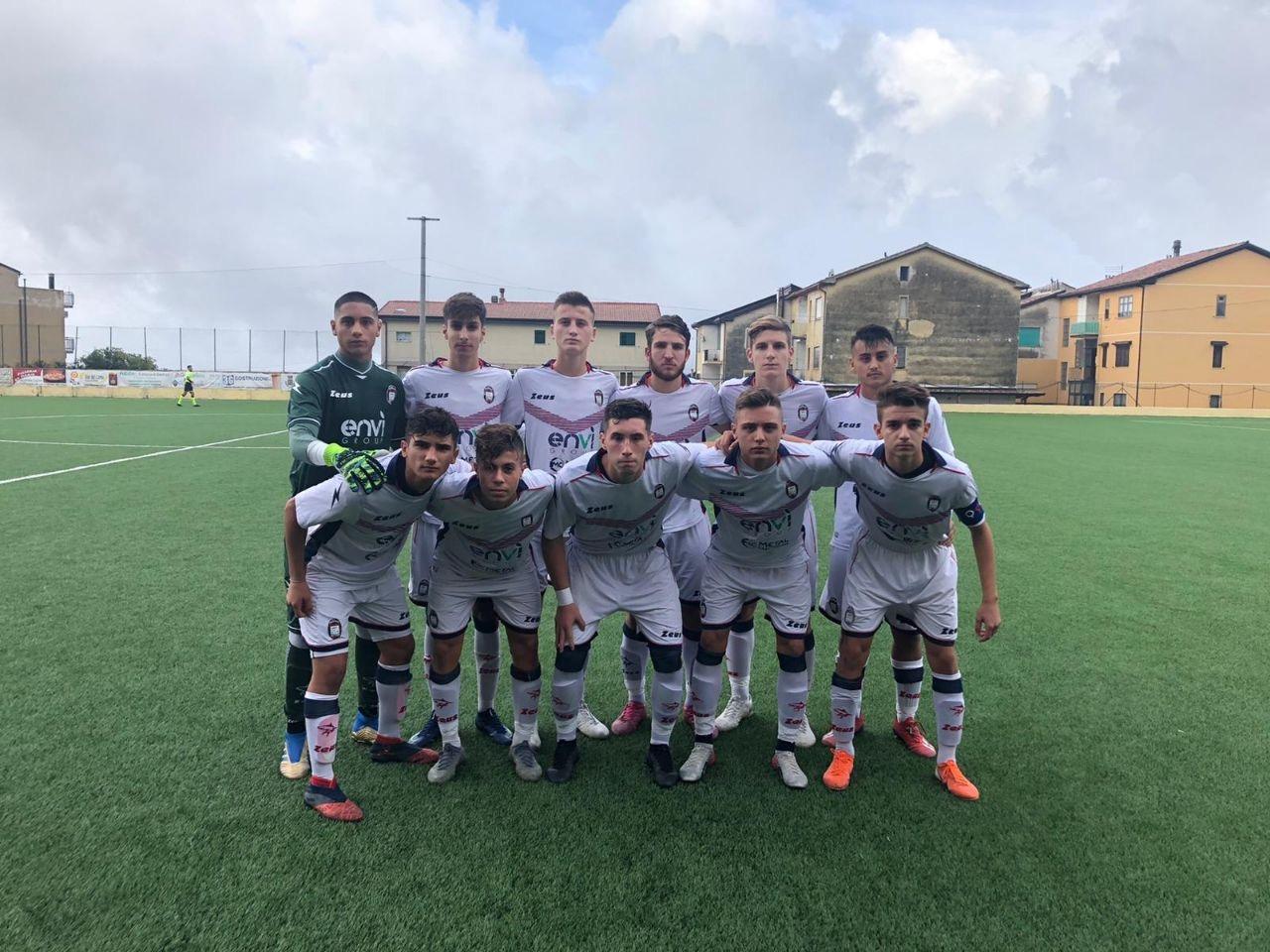 Under 17: 12ª giornata, Crotone-Pescara 4-1