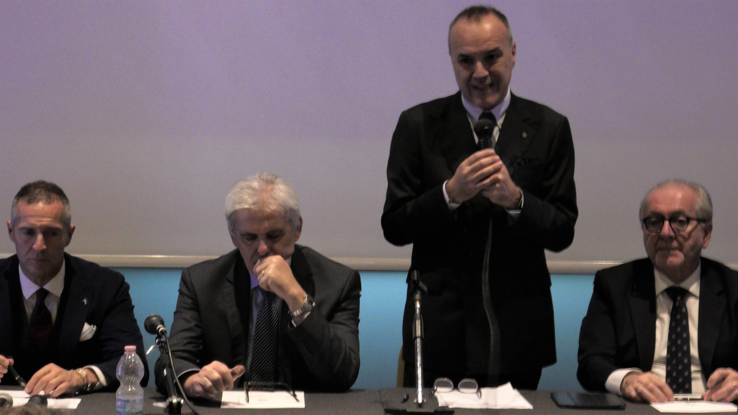 A Firenze l'incontro tra gli arbitri e le squadre della Serie BKT