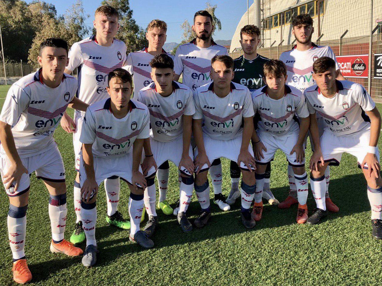 Primavera 2, 12a giornata: Salernitana-Crotone 0-0