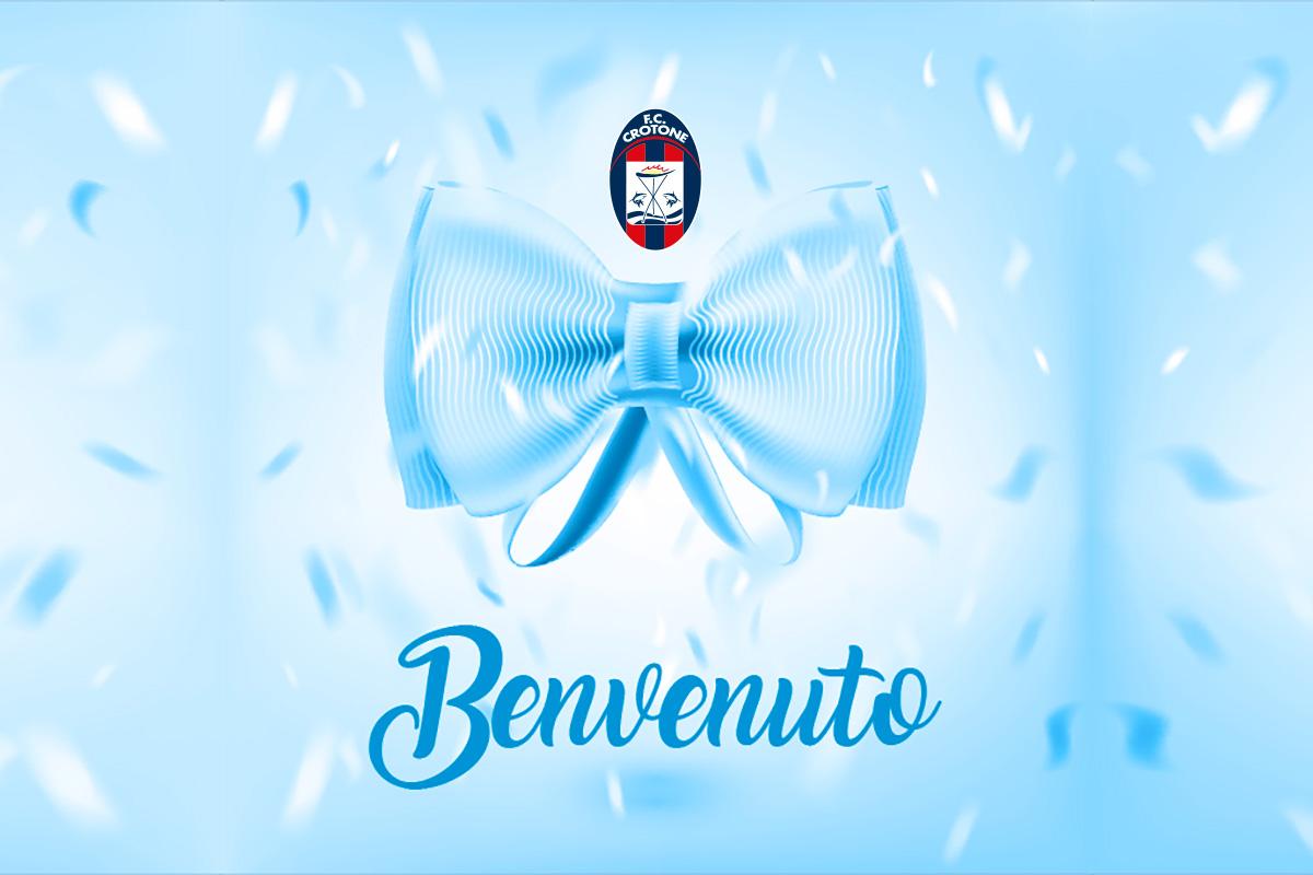 Fiocco azzurro in casa Crotone: è nato Enea Vrenna