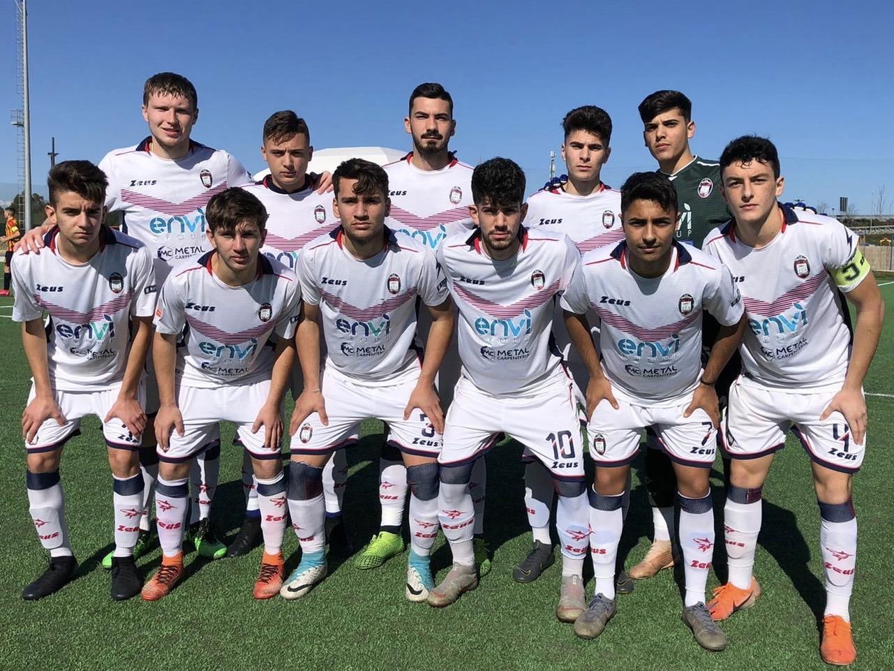 Primavera, 17a giornata: Lecce-Crotone 0-1