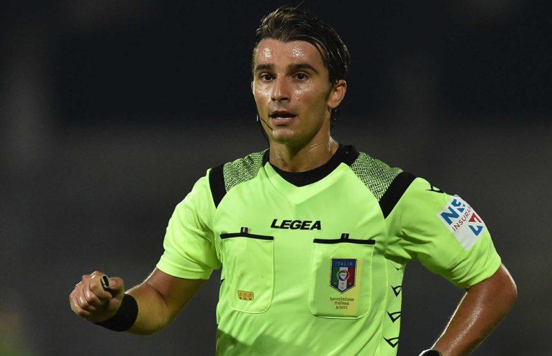 alessandro-prontera-arbitro   F.C. Crotone
