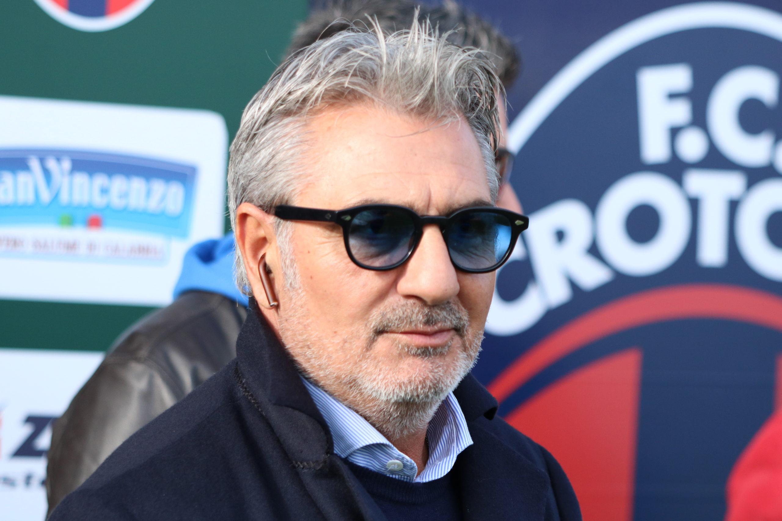 Sospensione campionati, la nota del Presidente Gianni Vrenna