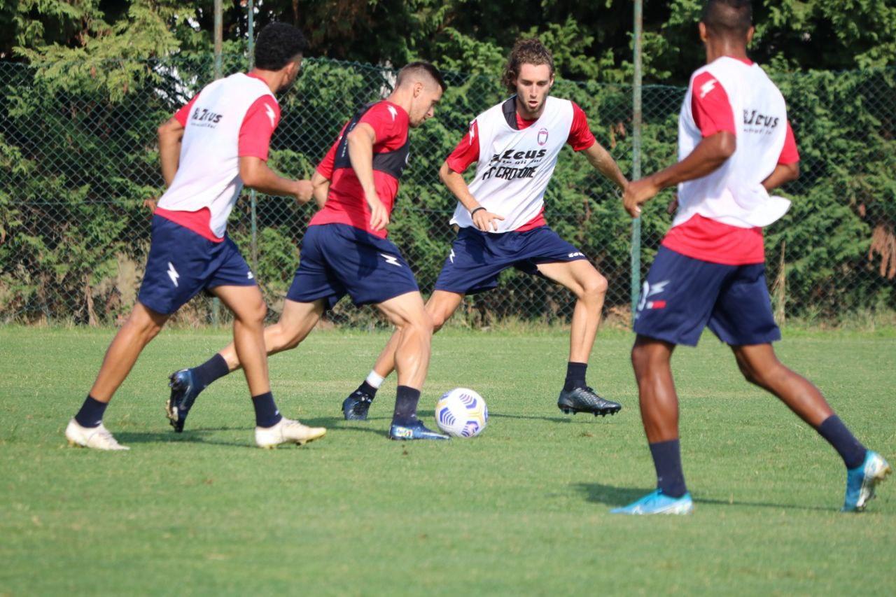 Inizia la settimana che vedrà l'esordio in campionato contro il Genoa