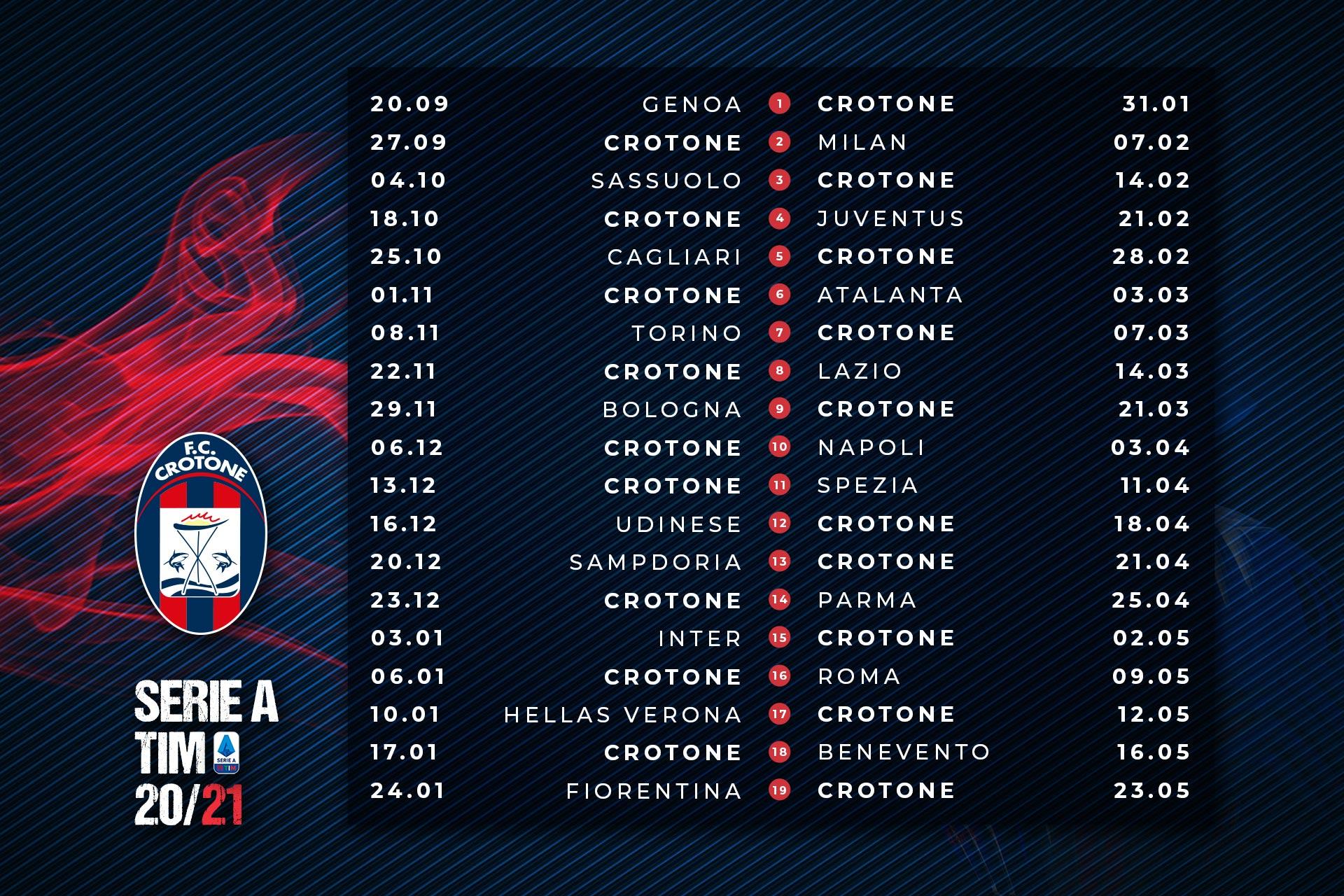 Serie A 2020 2021, esordio degli squali in casa del Genoa | F.C.