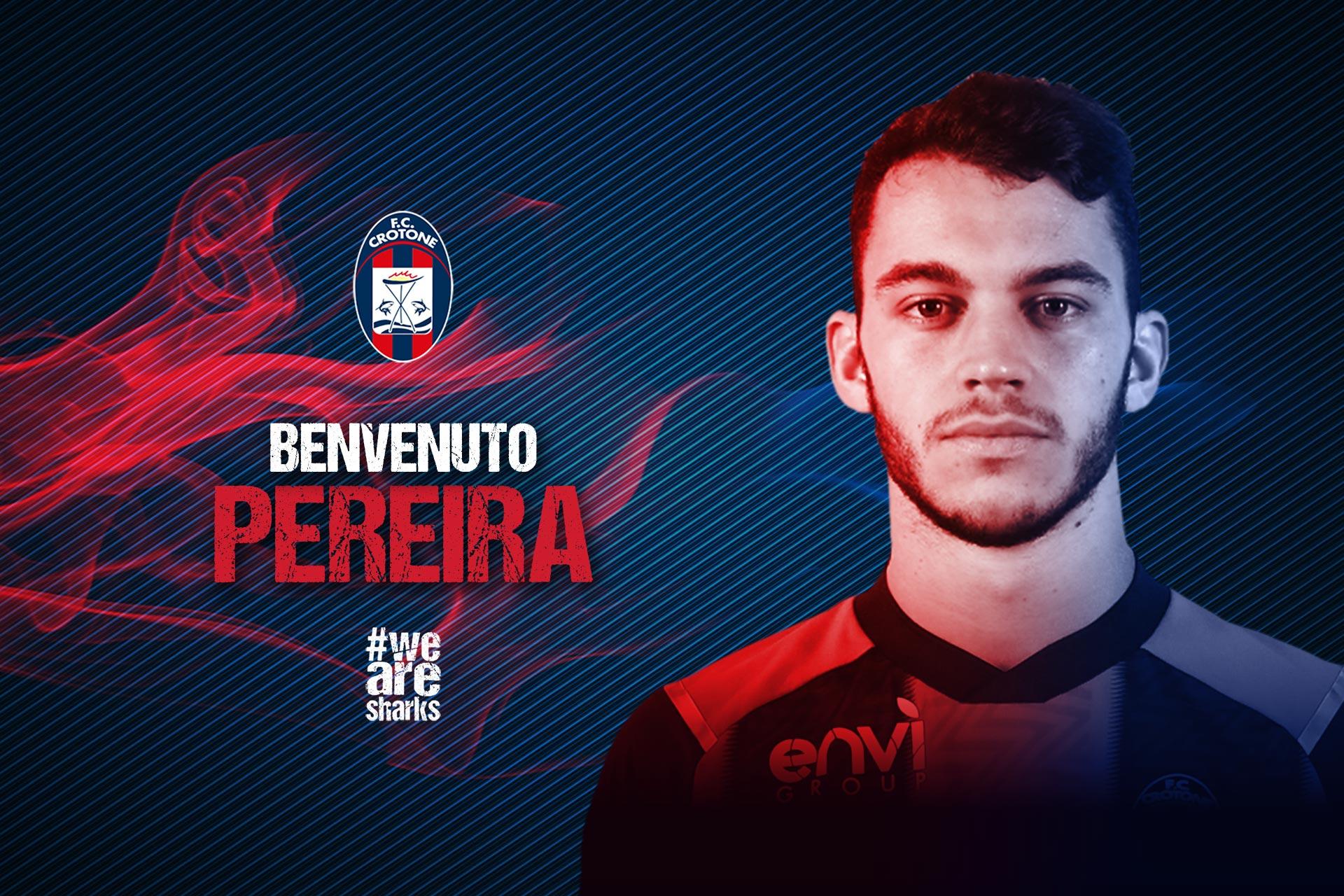 Pedro Pereira è un calciatore rossoblù