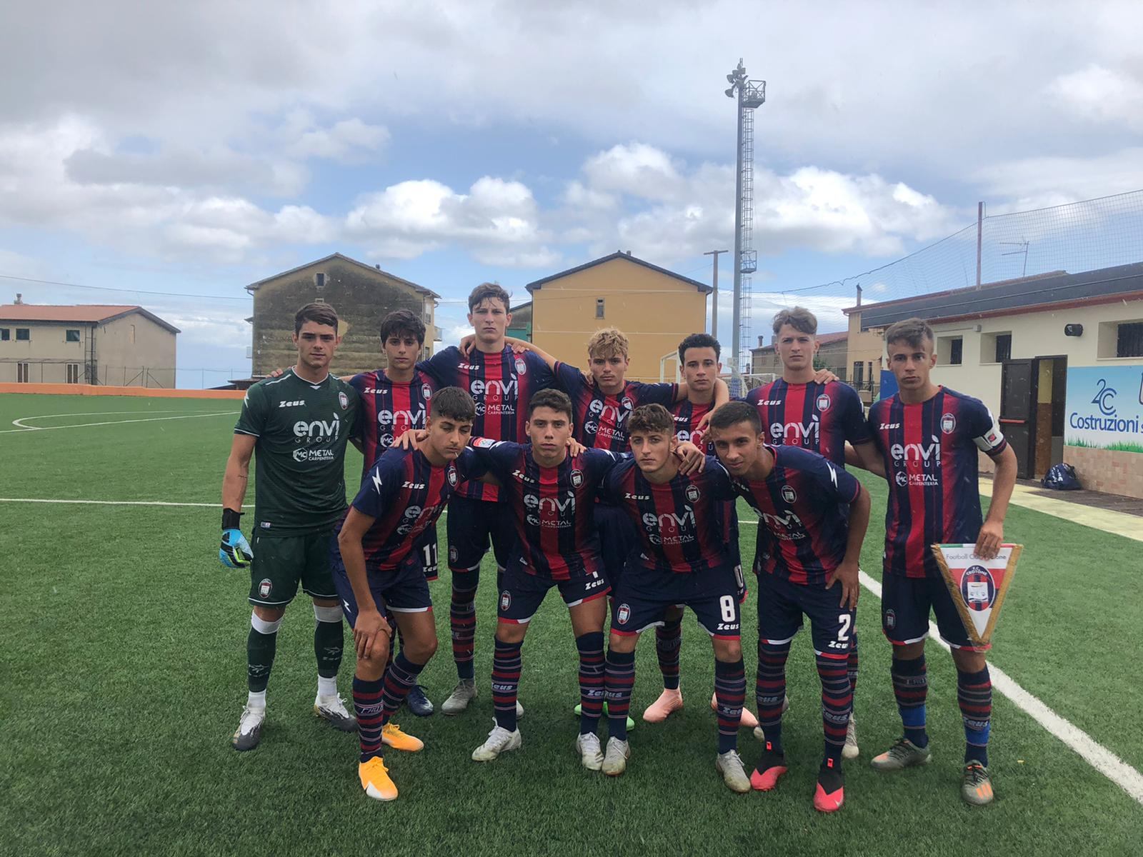Under 17, Crotone-Reggina 0-0