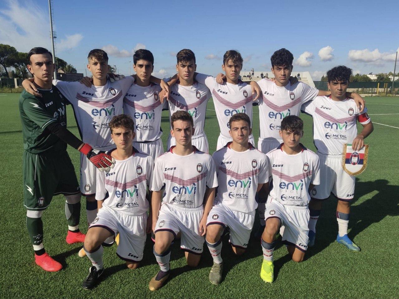 Settore giovanile, una vittoria e una sconfitta nella doppia sfida contro il Lecce