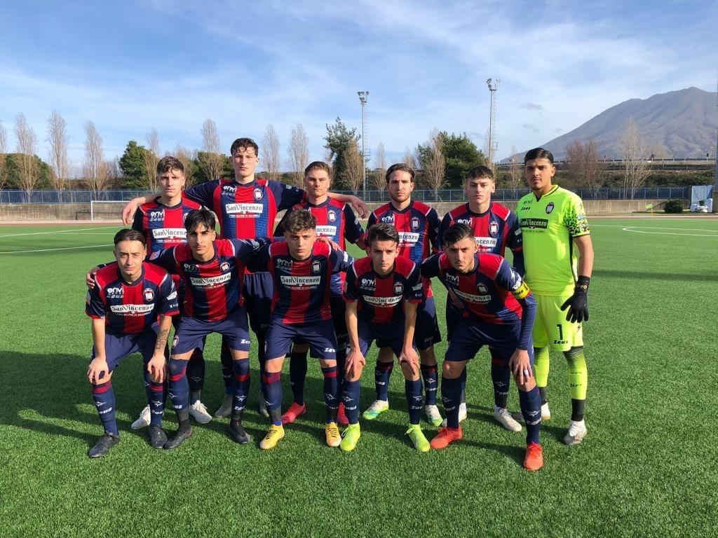 Campionato Primavera 2, 7ª giornata: Napoli-Crotone 4-0