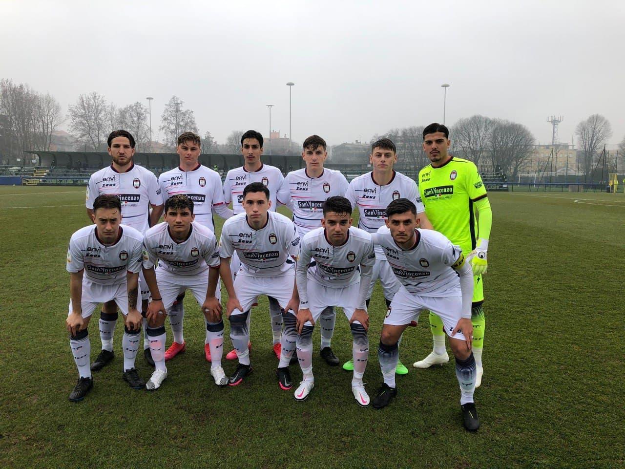 Ottavi Coppa Italia Primavera, Inter-Crotone 3-0