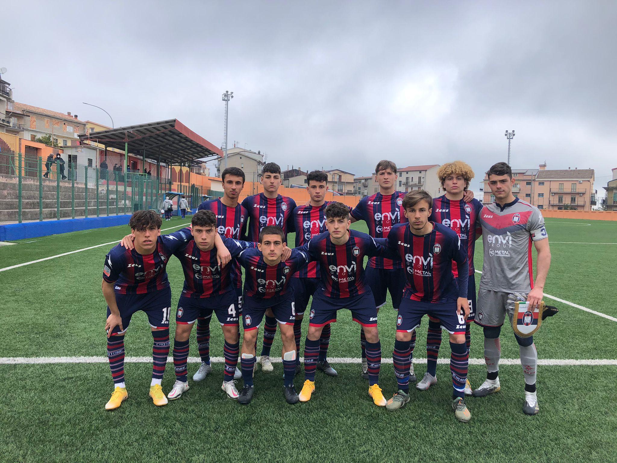 Under 17, 2ª giornata: Crotone-Cosenza 2-1