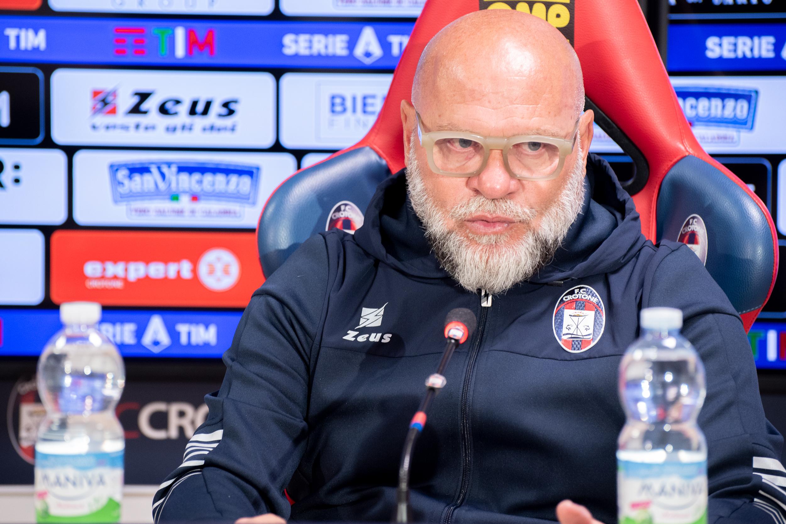 Mister Cosmi alla vigilia di #NapoliCrotone