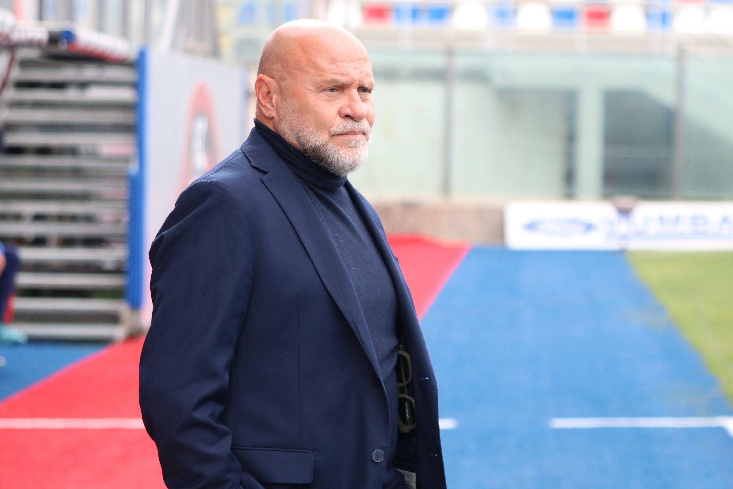 Crotone-Udinese, mister Cosmi nel post gara