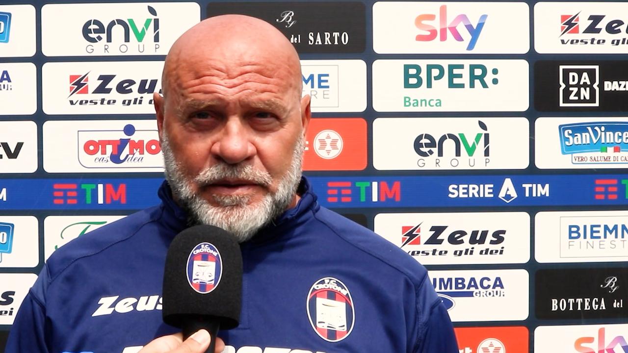 Mister Cosmi alla vigilia di #CrotoneSamp