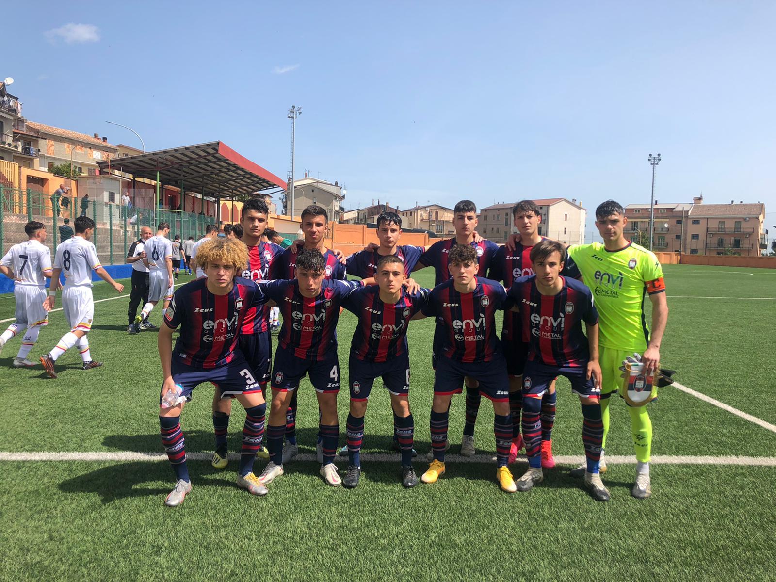 Under 17, 4ª giornata: Crotone-Lecce 2-0