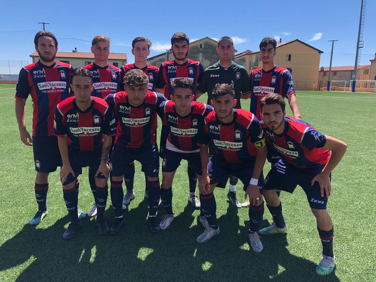 Campionato Primavera 2, 10ª giornata ritorno: Crotone-Lecce 3-5