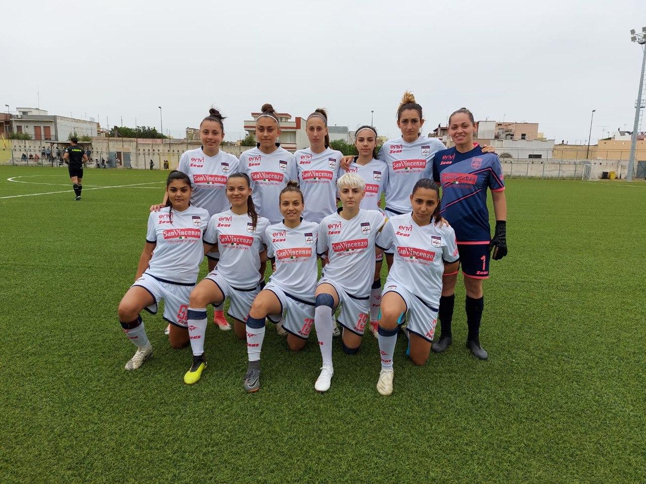 Femminile Serie C, 19ª giornata: Lecce Women-Crotone 2-0