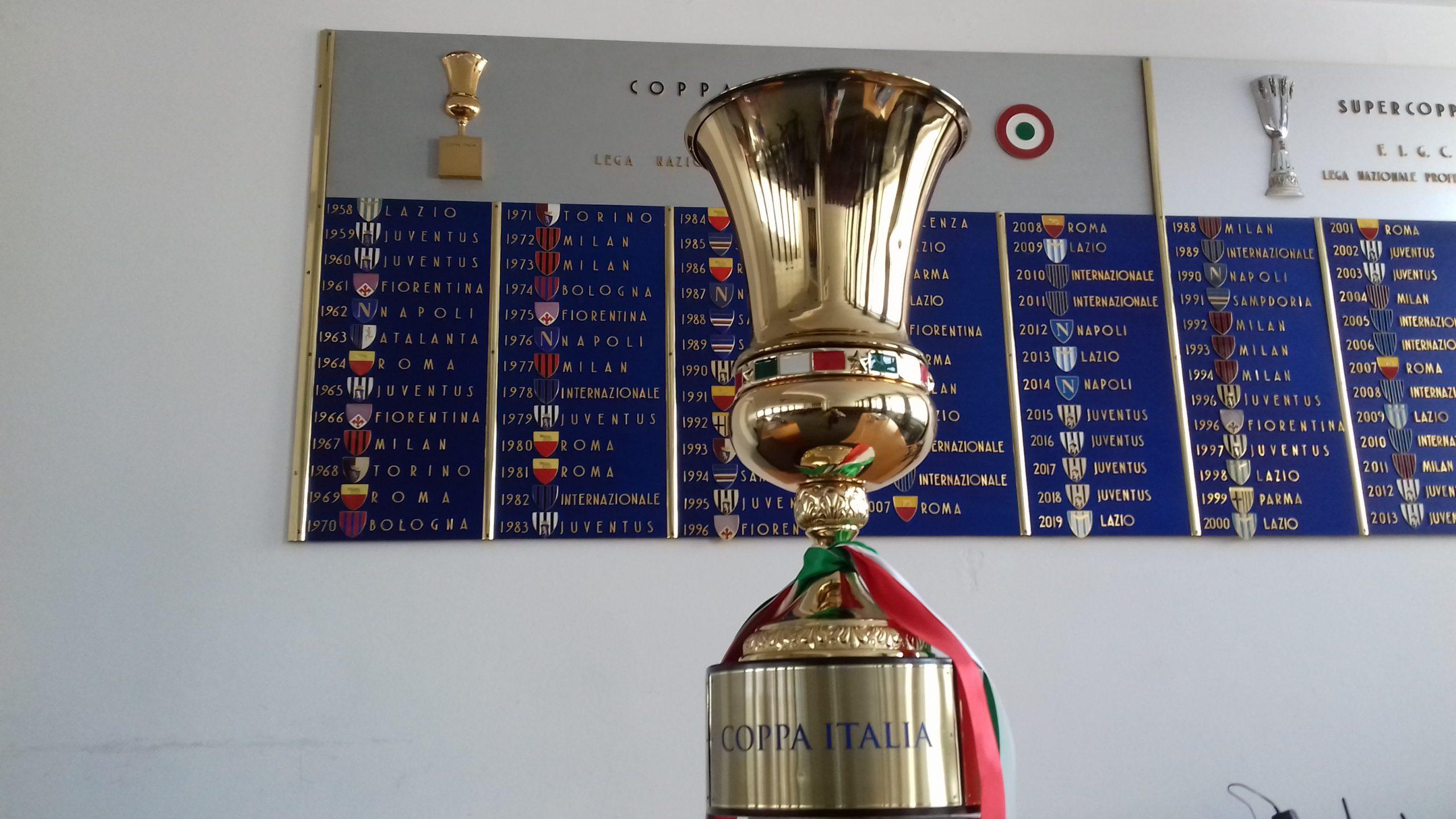 Coppa Italia, nuovo format