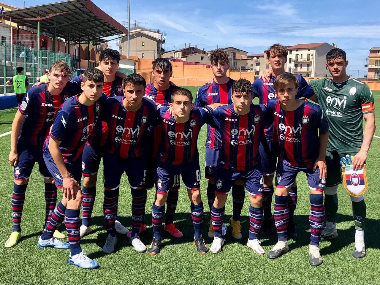 Under 17, 6ª giornata: Crotone-Reggina 3-1