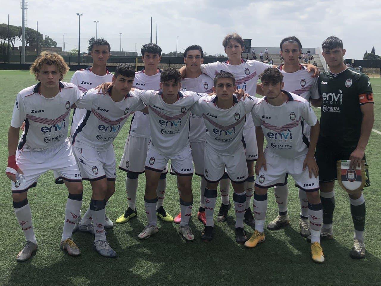 Under 17, 4ª giornata ritorno: Lecce-Crotone 3-1
