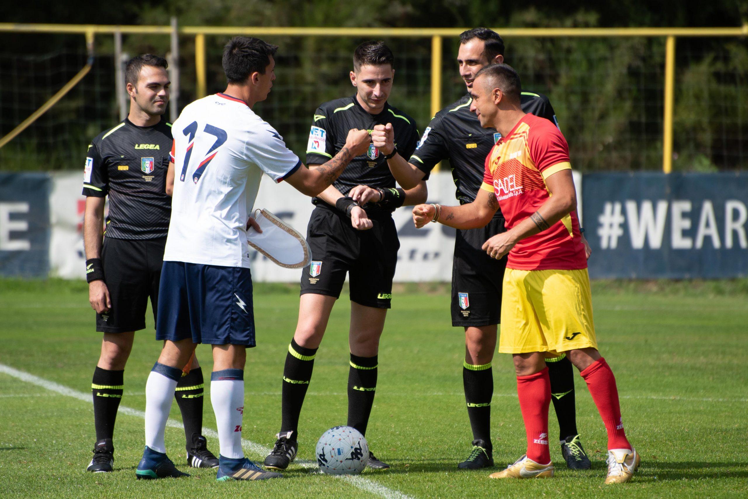 Crotone vs Asd Cotronei Caccuri 18-0
