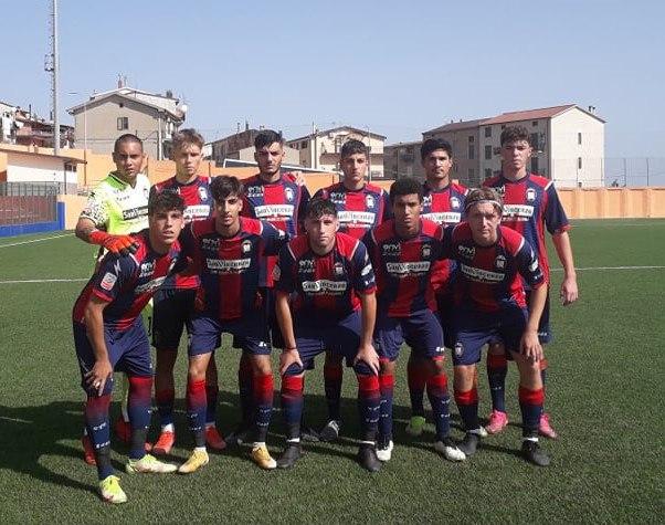Primavera 2, 3ª giornata: Crotone-Perugia 1-3