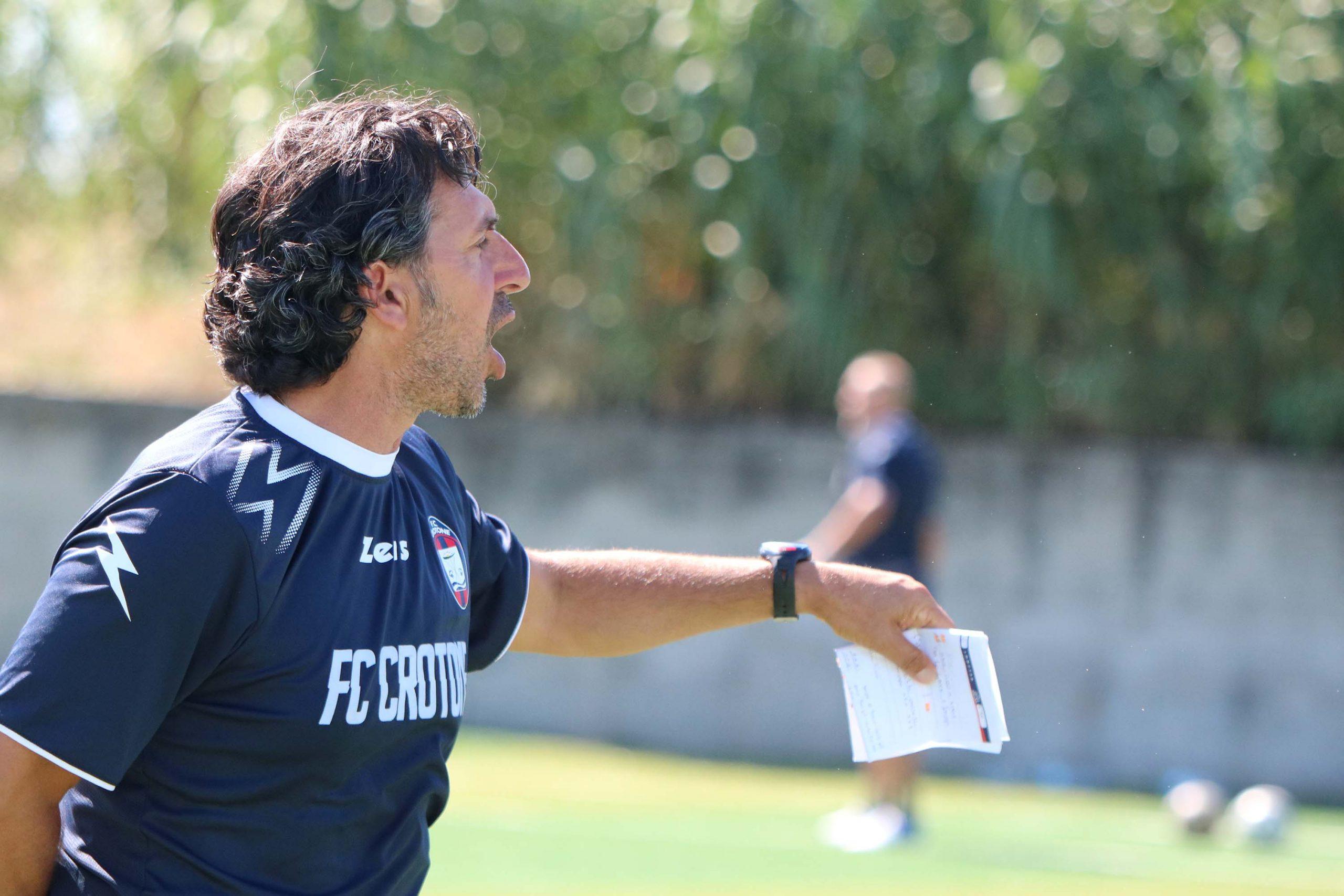 Ultima amichevole pre-campionato per la primavera: Catanzaro-Crotone 0-0