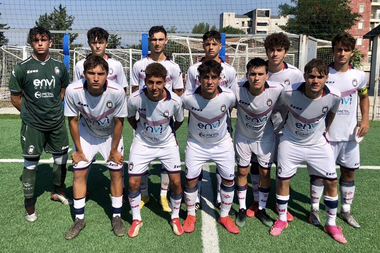 Under 17, 1a giornata: Benevento-Crotone 5-0