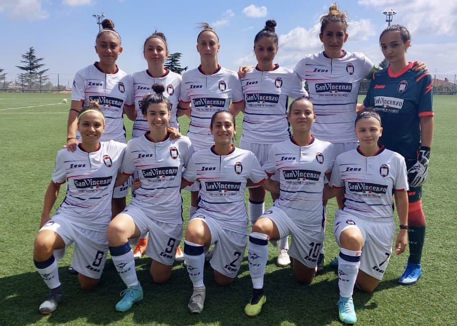 Coppa Italia Serie C Femminile, 1a giornata: Catania-Crotone 1-5