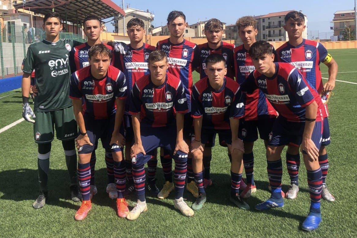 Under 17, 2a giornata: Crotone-Perugia 4-3