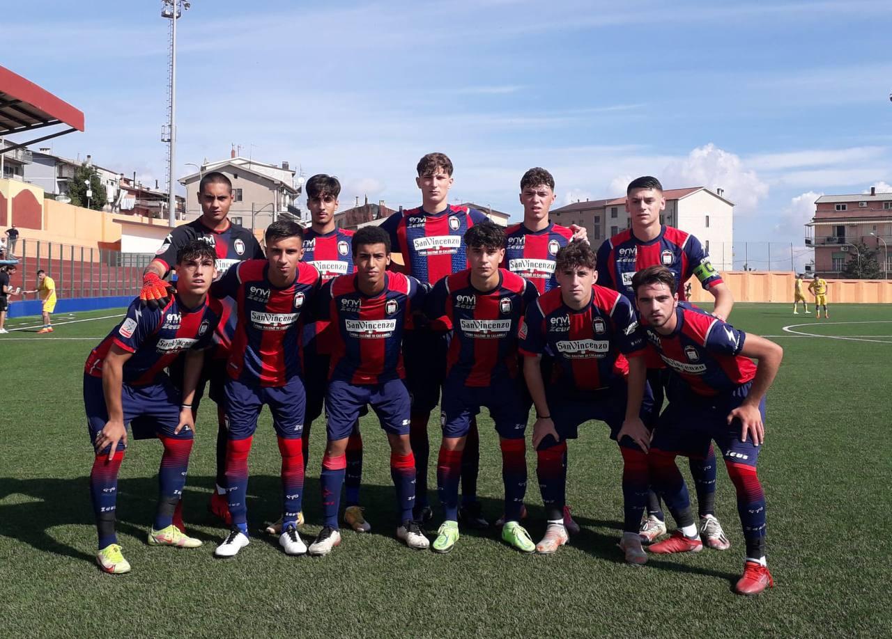 Primavera 2, 4ª giornata: Crotone-Frosinone 0-4